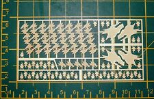 Warhammer 40,000 Salamanders Space Marine Chapter & Squad Symbols Brass Etch