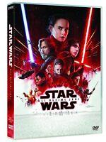 STAR WARS 8 - Gli Ultimi Jedi (DVD) Tom Hardy, Daisy Ridley