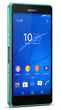Sony Ericsson Xperia Z3 Compact D5803 Smartphone Factory Unlocked 16gb Green