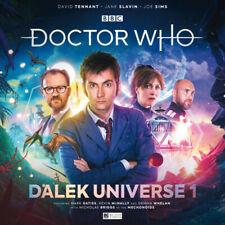 More details for dr/doctor who - big finish - dalek universe 1 - cd box set