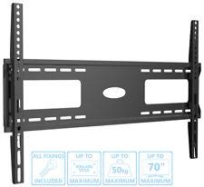 Slim Super Flat TV Wall Mount Bracket 49 50 55 60 65 70 LCD LED OLED CURVED SM
