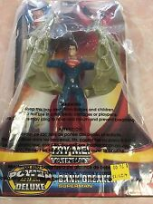 DC COMICS POWER ATTACK DELUXE SUPERMAN BANK BREAKER