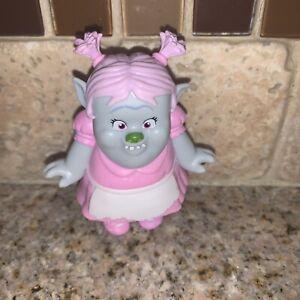 "Trolls Bridget Doll the Scullery Maid Hasbro 2016 3 1/4"" # 0189"