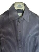 Mens MAN by VIVIENNE WESTWOOD long sleeve shirt size III/medium. RRP £275.