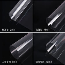 2nil/4mil/8mil/12mil Safety Window Film House Shatter Proof Glass Protection