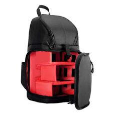 Camera Sling Bag Shoulder Cross DSLR Case Waterproof Soft Padded Backpack Red