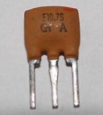 Keramik ZF Filter , Piezofilter 10,7 MHz , MuRata SFE10,7MS3H-M