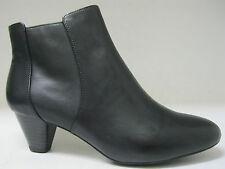 Clarks Women's 100% Leather Cuban Mid Heel (1.5-3 in.) Shoes
