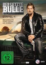 """DER LETZTE BULLE """"STAFFEL 4""""  3 DVD SET HENNING BAUM  TV SERIE NEU+++++++"""