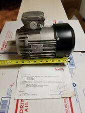 Rexroth Bosch 3 Phase Motor 34 Shaft 13801660 Min Ip55 Nos