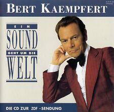 BERT KAEMPFERT : EIN SOUND GEHT UM DIE WELT / CD
