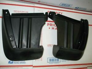 2006-2008 Acura TSX Rear Mud Guards (2) in excellent condition