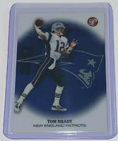 2002 Topps Pristine Tom Brady #15 NFL New England Patriots Super Bowl MVP PSA?