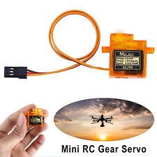 9G SG90 Orange Gear Micro Servo Motor F RC Helicopter Control Car Boat TOP