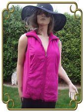 Bonita Weste Reissverschluss Pink Gr XL 44 - 46