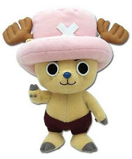 "Great Eastern One Piece (GE-7096) - 8"" Tony Tony Chopper Authentic Plush Doll"
