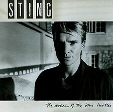 STING (THE POLICE) - THE DREAM OF THE BLUE TURTLES NEW CD