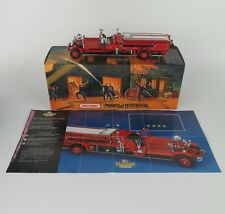 Matchbox Models of Yesteryear Special YSFE01 1930 Ahrens Fox Fire Engine. VNMIB