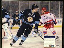 EVGENI MALKIN Signed Autograph Auto 11x14 Photo Picture Pittsburgh Penguins PSA