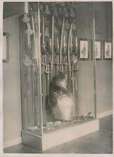 PARIS c. 1930 - Salle Ney Armes, Armures, Épaulettes Musée des Armées - PRM 618