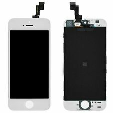 LCD Touch Screen Digitizery Display Assembly Replacement For White iPhone 5S