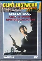 Dvd **CIELO DI PIOMBO ISPETTORE CALLAGHAN** con Clint Eastwood nuovo 1977