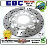 NEW EBC FRONT BRAKE DISC MD1160 296MM HONDA CBF1000 CBF 1000 S ABS 2007 to 2011