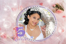 1000 Photoshop  Templates for Quinceañera ,Quinceanera Vol 2