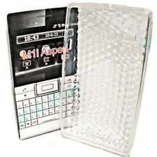 Silikon TPU Handy Hülle Cover Case Schale in Foggy  für Sony Ericsson Aspen