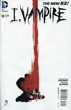 I, Vampire #18 Comic Book 2013 New 52 - DC