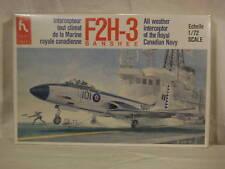 HOBBYCRAFT F2H-3 BANSHEE  PLASTIC AIRPLANE MODEL KIT