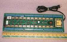 Keithley / Metrabyte PC6132 Rev C 24-Chan Parallel I/O Relay Terminal Board