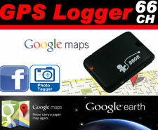 i-Blue Mini 860E GPS Data Logger USB Receiver/ 66CH/Tracks on Google Map/SALE