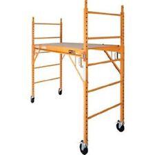 "NEW! Metaltech Steel Maxi Drywall Baker Scaffold 73""L x 29""W x 74""H!!"