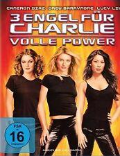 3 Engel für Charlie - Volle Power - DVD - OVP - NEU
