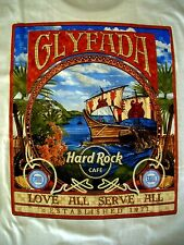 HRC HARD ROCK CAFE Glyfada Greece City Tee shirt size M nuovo new NWT