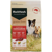 Black Hawk Adult All Breeds Grain Free Dog Food Kangaroo 2.5kg