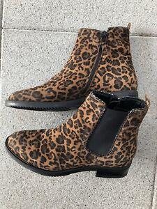 Damen Chelsea Boots Leo 40, Wildleder,wie Neu! Jolana & Fenena, Made in Italy