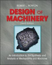 Design of Machinery : An Introduction to the Synthesis and Analysis of...