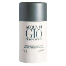 Giorgio armani acqua di gio homme  desodorante stick 75g nuevo uomo /man