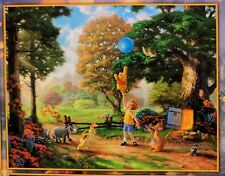 Winnie the Pooh Thomas Kinkade Disney Collection Jigsaw Puzzle Ceaco 500pc nobox