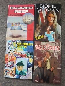 Vintage various comic annuals job lot bundle lot 2