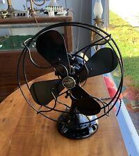 1918 Emerson Northwind Antique Vintage Electric Desk Fan