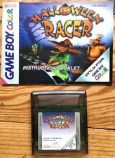 HALLOWEEN RACER AVEC NOTICE SANS BOÎTE NINTENDO GAMEBOY COLOR PAL EUR IN COMPLET