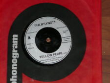 """PHILIP LYNOTT (THIN LIZZY) - YELLOW PEARL   UK  7""""  EXCELLENT CONDITION"""