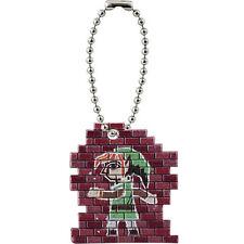 Legend of Zelda A Link Between Worlds Mascot Swing LINK MURAL Keychain Figure
