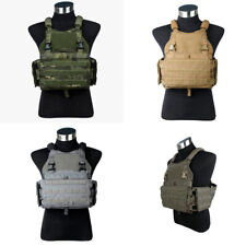 TMC3163 SCA PLate Carrier Scarab Tactical Vest with EVA Plate Size Large 500D