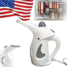 【US SHIP】Steamer Fabric Clothes Garment SteamIron Handheld Home 800-watt Travel