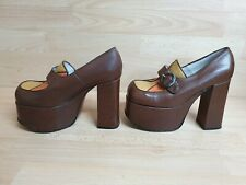 Vintage Buffalo London Platform Shoes retro **RARE** - 90's Spice Girls Shoes