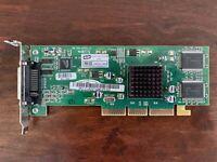 ATI Radeon 7000VE 32MB AGP Low Profile Video Card DVI E-G012-01-3612 (B)